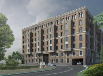 7-этажный дом элит-класса ЖК Verona